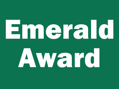 10/10ths Development earns the Emerald Award from Inscape Publishing